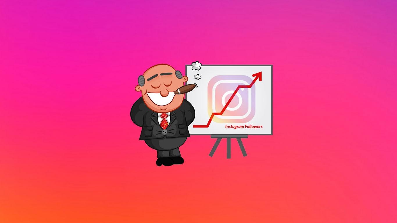 instagram profili için takipçi